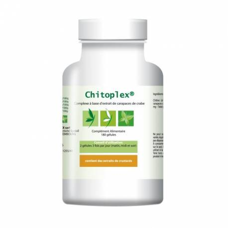 Chitoplex est un complément alimentaire naturel, régénérateur cellulaire qui améliore la densité osseuse. c' est aussi un excell