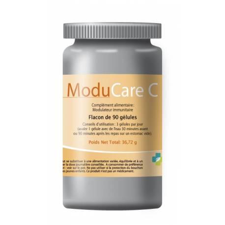 Moducare C est un complement alimentaire Naturel pour fortifier l'immunité. Indiqué en cas d'hypersensibilité vis-à -vis de cert