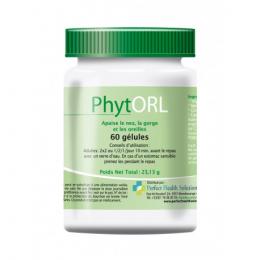 Phytorl est un complement alimentaire indiqué pour les périodes de froid et d'écoulement nasal où nez, gorge et oreilles peuvent