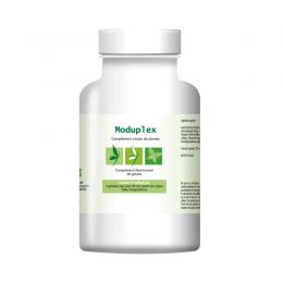 Moduplex est un complément alimentaire conseillé pour aider à soutenir la résistance de l'organisme et son système de défense.