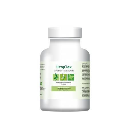 Uroplex est un complément alimentaire naturel conseillé en cas d'incontinences urinaires survenant pendant une toux, en riant,