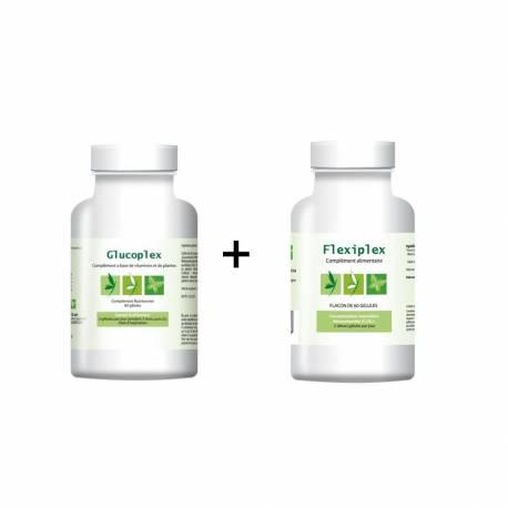 Pack Flexiplex + Glucoplex