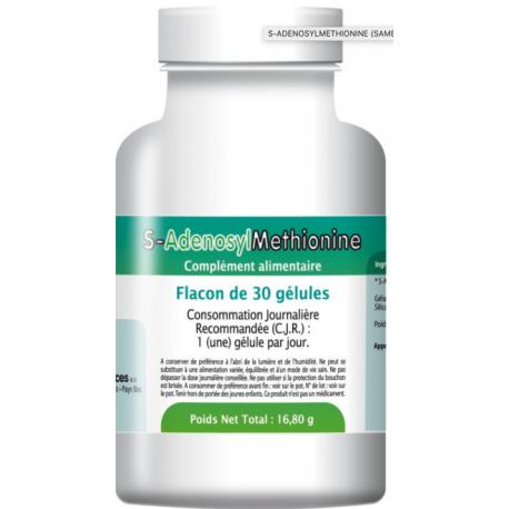 S-ADENOSYLMETHIONINE (SAME)