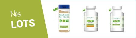 Nos pack complements alimentaire cosmanatura siliplus moduchoplex flexiplex